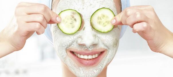 crema viso a base di cetriolo